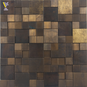 COPPER MOSAIC-BROWN-