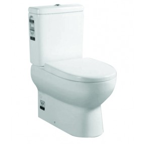 TOILET-TOILET-GLOSS WHITE