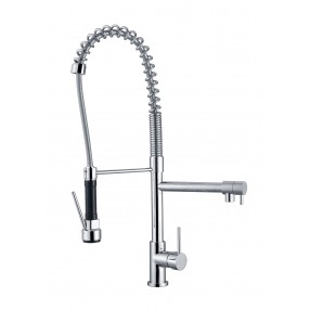 TAP-KITCHEN MIXER-CHROME
