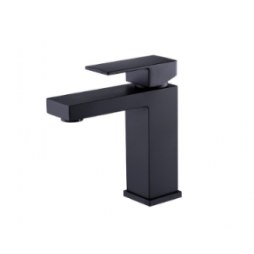 BASIN MIXER-MATT BLACK-821MB-TAP