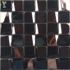 STAINLESS STEEL MOSAIC-BLACK